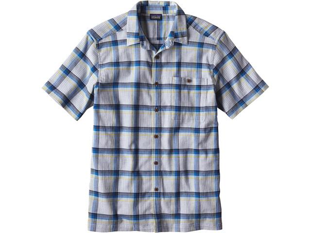 Patagonia A/C Shirt Men alongshore:cuban blue